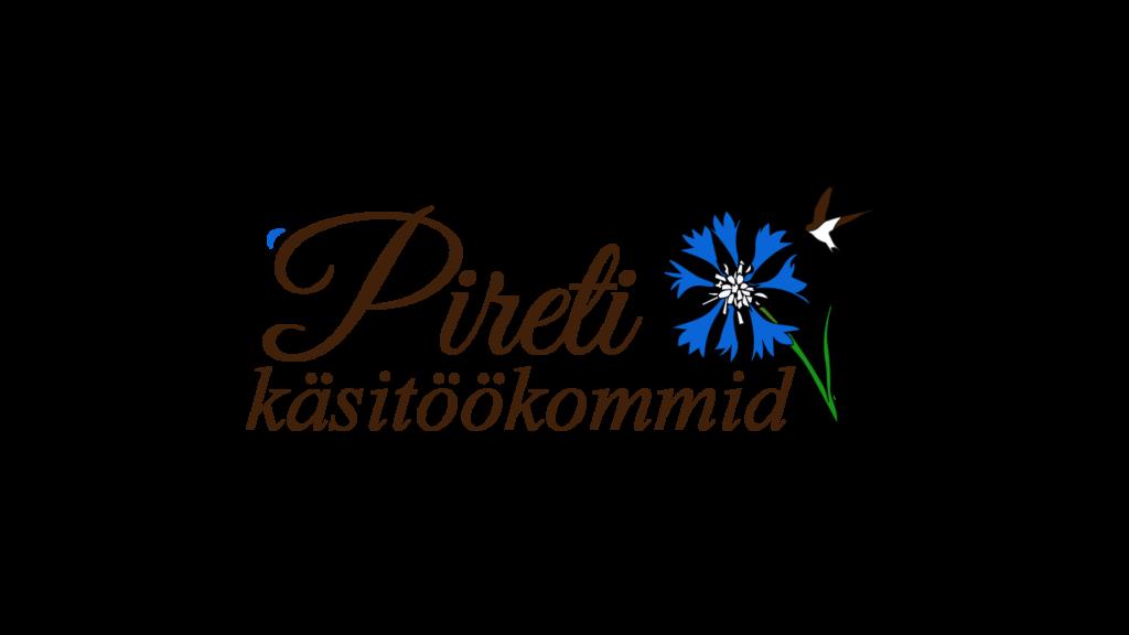 Pireti käsitöökommid logo